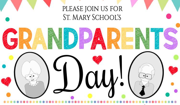 Celebrate Grandparents Day!