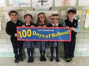 100 days 5