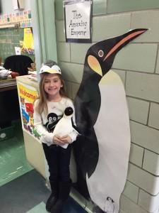 Emma Penguin Day