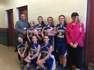 Girls Grammar Basketball Team