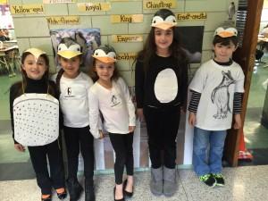 Girls Penguin Day 2