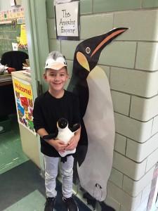 Zaiden Penguin