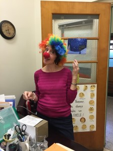 character day - Mrs E